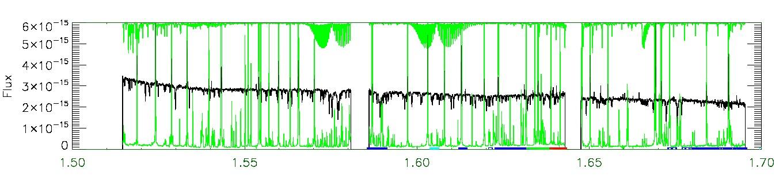 APOGEE infrared spectrum of 2M13164607+3804495